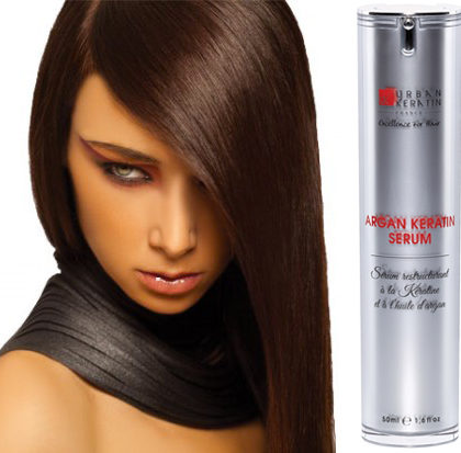 huile et sérum cheveux
