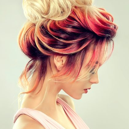 entretien cheveux colorés & décolorés