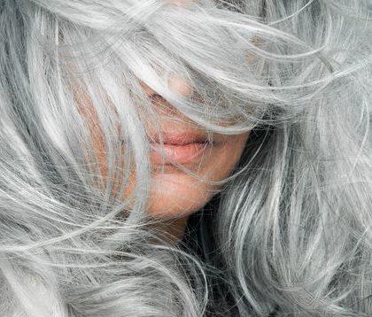 entretien cheveux blancs