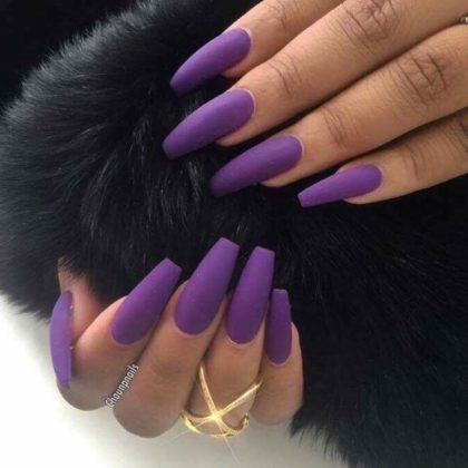 collection purple
