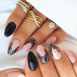 Claresa nail art